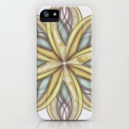 GS Geometric Abstrac 08A1V iPhone Case