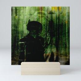 Jade's Shadow Mini Art Print