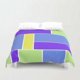 Abstract #461 Duvet Cover