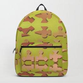 V3 pattern Backpack