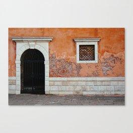 Venice VI Canvas Print