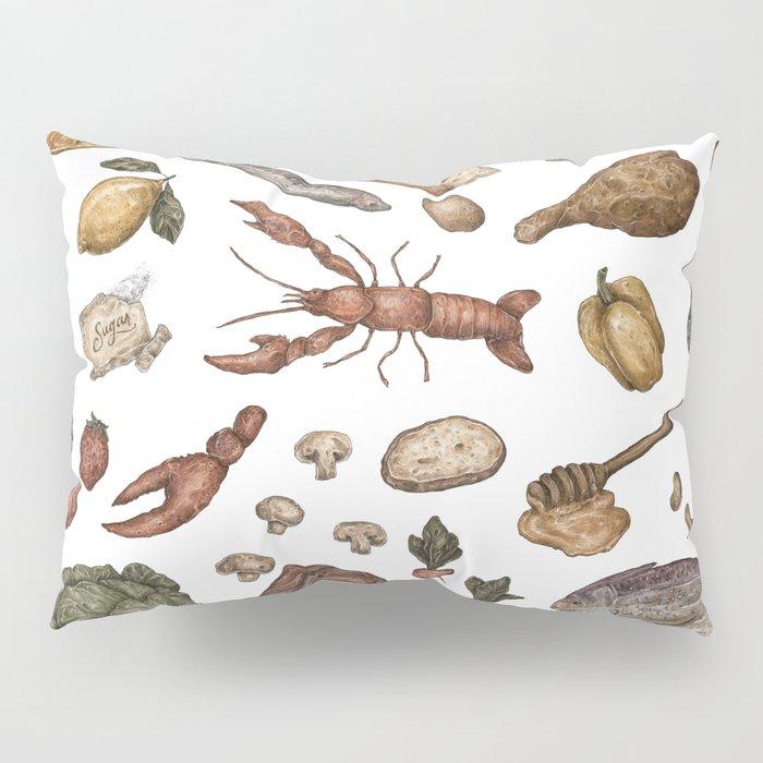 Food Pillow Sham