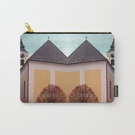 The village church of Putzleinsdorf I   architectural photography Carry-All Pouch