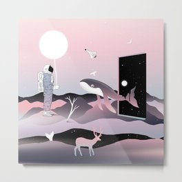 Wildest Dream Metal Print