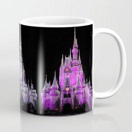 Magic Kingdom Christmas Coffee Mug