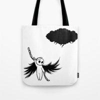 Halloween's angel Tote Bag