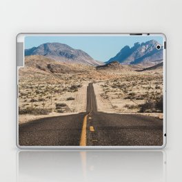 High Desert Highway Laptop & iPad Skin