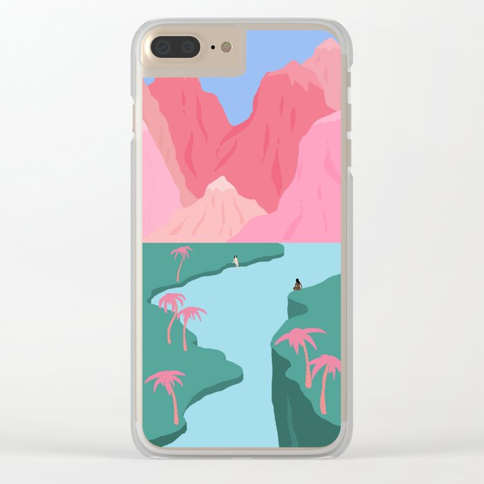 Girls' Oasis Clear iPhone Case