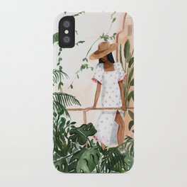 Peaceful Morocco iPhone Case