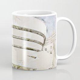 Guggenheim Museum, New York USA Coffee Mug