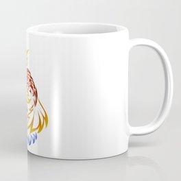 Jumping Koi Coffee Mug