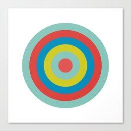 Target V Canvas Print