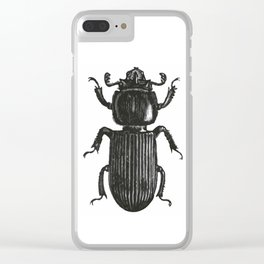 Bug Clear iPhone Case
