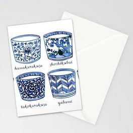 Japanese KOIMARI-Cup Stationery Cards