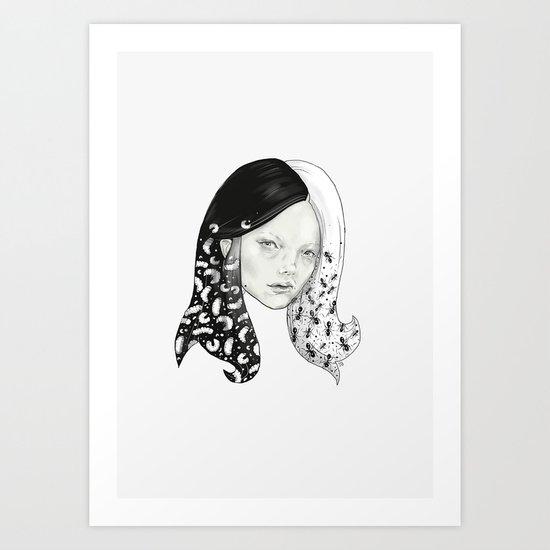Crawler Art Print
