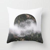 witchoria Throw Pillows featuring Retrograde by witchoria