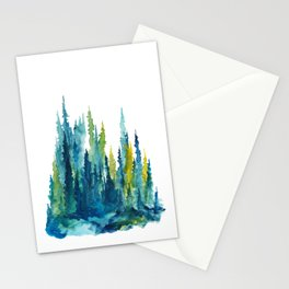 Limelight Pines - Pine Forest Stationery Cards