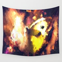 Impressions of Butterfly Wall Tapestry