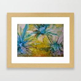 Fusion Framed Art Print
