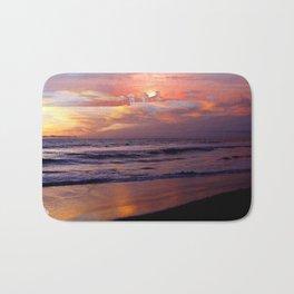 Island in the Sky Sunset by Aloha Kea Photography Bath Mat