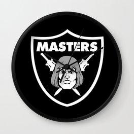 Masters Wall Clock