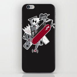 ARMY KNIFE 2.0 iPhone Skin