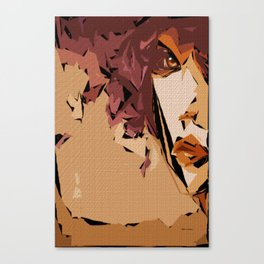 Female Expressions 811 Canvas Print