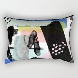 Abstract Modern No. 29 Rectangular Pillow