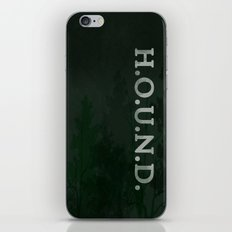 No. 5. H.O.U.N.D. iPhone & iPod Skin