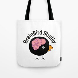 BrainBird Studio customized Tote Bag
