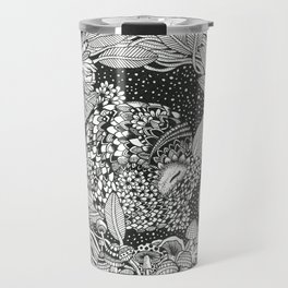Pangolin's Dream Travel Mug