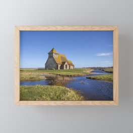 St. Thomas a Becket Framed Mini Art Print