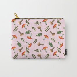 Positive mushrooms pattern Carry-All Pouch