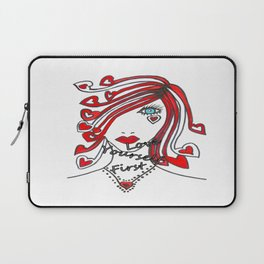 Love Yourself First Laptop Sleeve