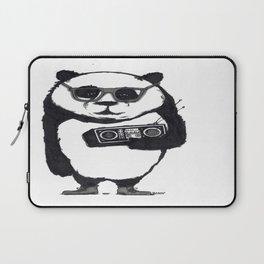 Panda Boom Boom Laptop Sleeve