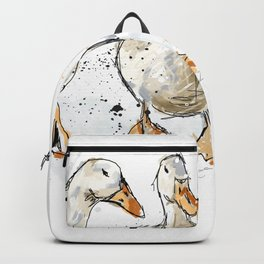 Gooses friends Backpack