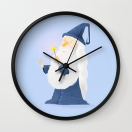 El Mago Wall Clock