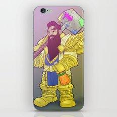 Deth Dwarf iPhone & iPod Skin