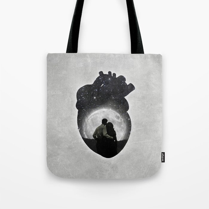 You Are in My Heart Tote Bag
