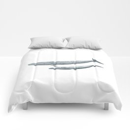 Blue whales (Balaenoptera musculus) - Blue whale Comforters