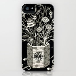 Malevolent Bouquet iPhone Case