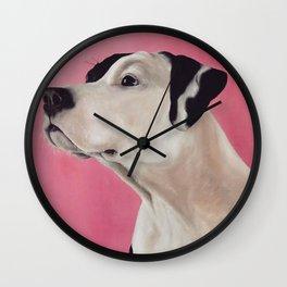 Not a bully Wall Clock