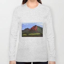 Flatirons Long Sleeve T-shirt