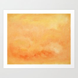 Photography Backdrop: Gold Art Print