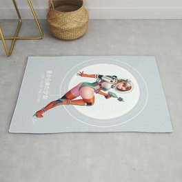 Astro Pinup Rug