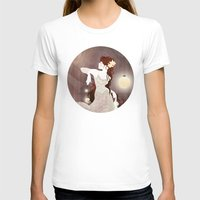 rapunzel T-shirts featuring Rapunzel by Jenny Lloyd Illustration