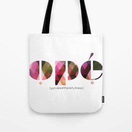 OPE Tote Bag