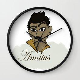Amatus Wall Clock