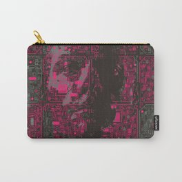 Ghost In The Machine Carry-All Pouch