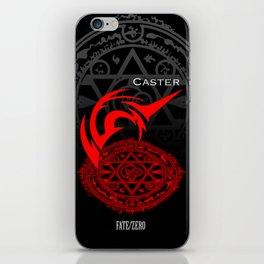 Fate/Zero Caster iPhone Skin